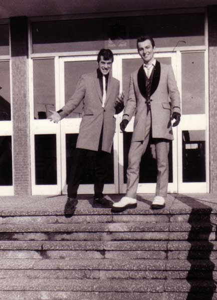Teddy Boys Teddyboys Members Of 1950 S Youth Subculture