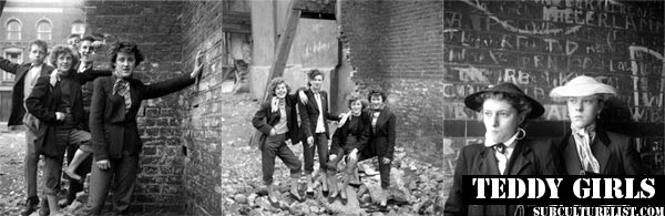 teddy girls Teddy girls