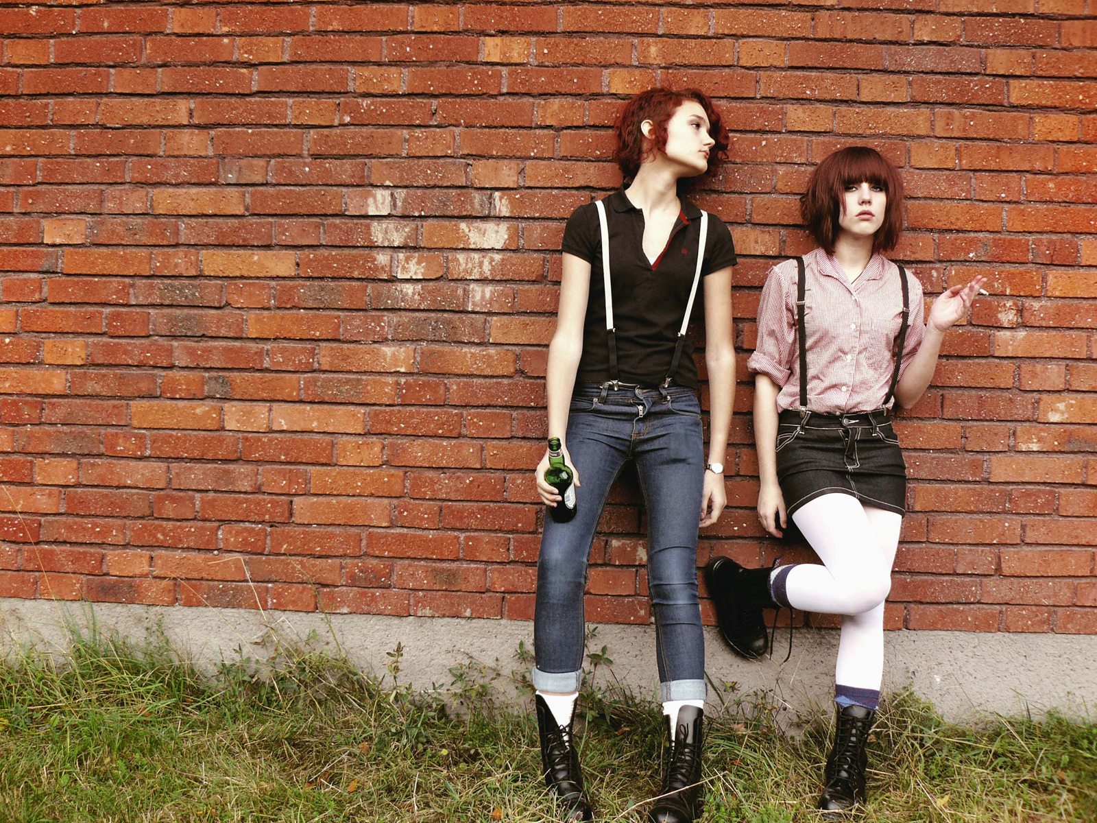 skinhead girls Skinhead fashion