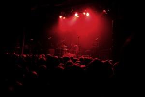 concert crowd photo 2