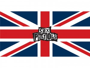 sex pistols logo wallpaper