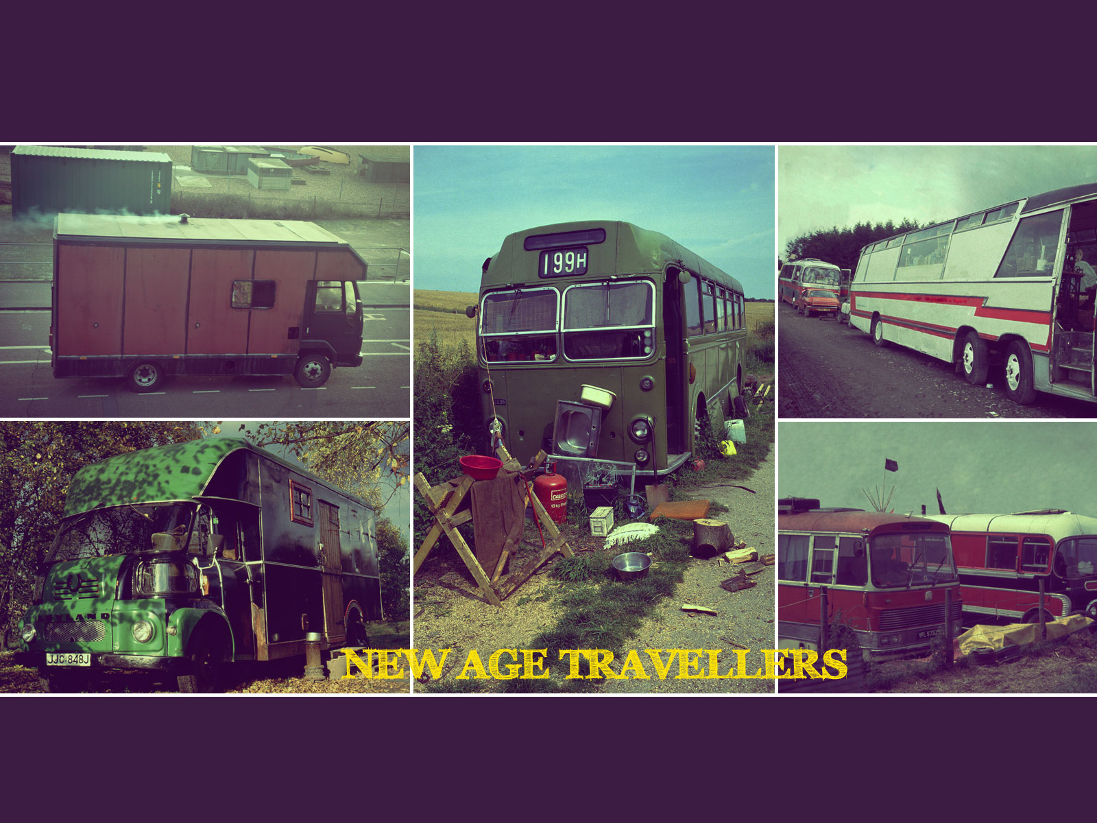 New age travellers